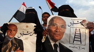 Ex-Premier Schafik wieder in Ägypten