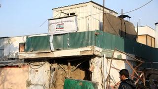Taliban greifen Ausländer in Kabul an