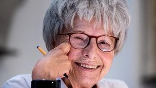 Schriftstellerin Mirjam Pressler gestorben (Artikel enthält Audio)