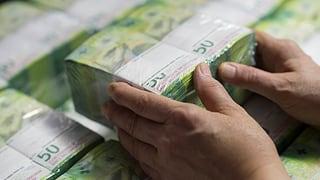 Das ist die Initiative «für mehr Transparenz in der Politikfinanzierung»