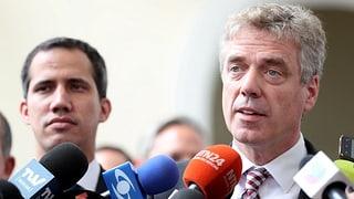 Maduro wirft deutschen Botschafter aus Venezuela