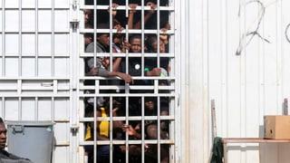 Schweiz nimmt 80 Flüchtlinge aus Libyen auf