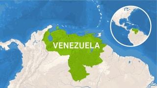 Das ist Venezuela