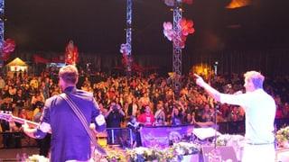 Hossa! Festival da schlagher vegn a Sedrun