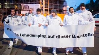 Lohndumping: Zürcher Kantonsrat lehnt Massnahmen ab