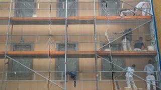 Wohn-Initiativen stellen Basler Regierung vor Herausforderung