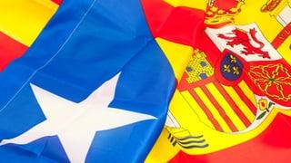 Katalonien will die Unabhängigkeit; Madrid stimmt für die Zwangsmassnahmen. Die Ereignisse im Überblick.