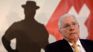 «Blochers Einfluss wird gross bleiben»