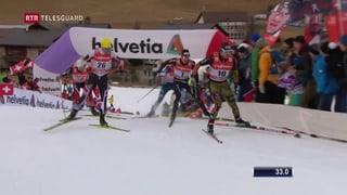 Tour de Ski vinavant en Val Müstair