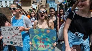 Umwelt treibt Wähler erst seit kurzem um