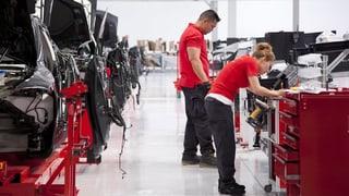Tesla entlässt Tausende Mitarbeiter