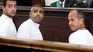 Urteil gegen Al-Dschasira-Journalisten erneut verschoben