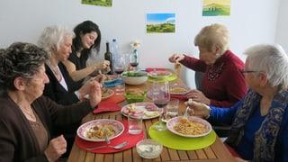 Mittagstisch für Senioren bewahrt vor Einsamkeit