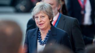 Theresa May: Prolungaziun da discurs Brexit «nagin'opziun»