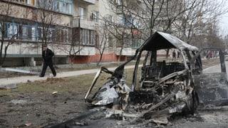 Ukraine: Diplomatisches Hickhack nach Gewalteskalation
