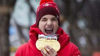 Théo Gmür: Goldhamster an den Paralympics (Artikel enthält Video)