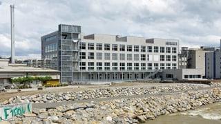 Kunsthochschule bezieht neuen «Hauptsitz» in Emmen