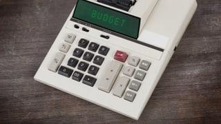 Solothurner Kantonsrat genehmigt Budget klar