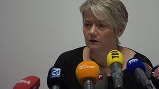 Medienkonferenz der Justizdirektion: Das Protokoll zum Nachlesen