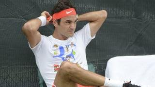 Federer e Bencic dattan forfait