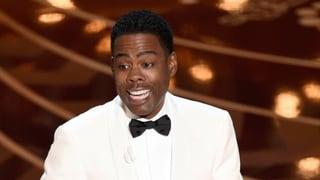 Die Oscar-Nacht: Moderator Chris Rock spottete über alle