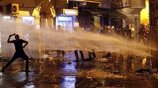 Gezi-Aktivisten vor Gericht