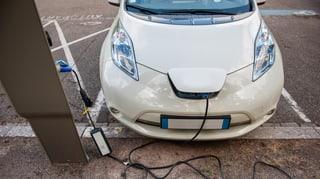Mehr Elektroautos für den Kanton Graubünden