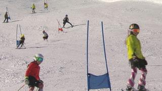 Alles fuhr Ski!