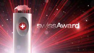 «SwissAward» 2014 - die Nominierten im Überblick