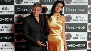 George und Amal Clooney: Werden sie Eltern?