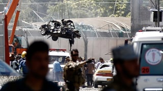 Eine Autobombe hat während der Rush Hour mindestens 80 Menschen getötet, über 350 wurden zum Teil schwer verletzt. Noch schwanken die Opferzahlen stark.