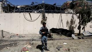 Terror-Anschläge in Kabul reissen nicht ab