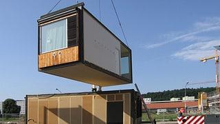 Zürich sagt Ja zu 50 Millionen Franken für Schulpavillons (Artikel enthält Audio)