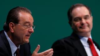 Ex-UBS-Chefs: Schweiz ist am Wendepunkt