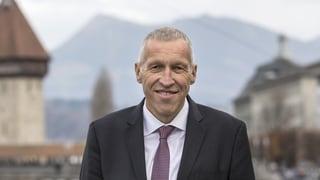 Konrad Graber verabschiedet sich von Polit-Bühne
