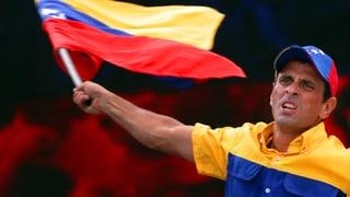 Venezuela: Capriles will an die Macht
