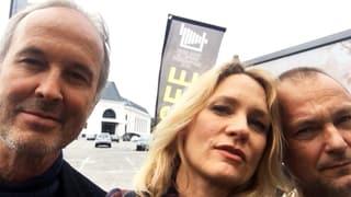 Video «Jürgen Teller und Erwin Wurm in der Villa «Le Lac» » abspielen