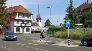 Sicher über die Fussgängerstreifen im Kanton Bern