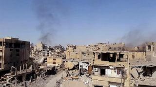 Der IS gerät in die Defensive – er bleibt aber gefährlich