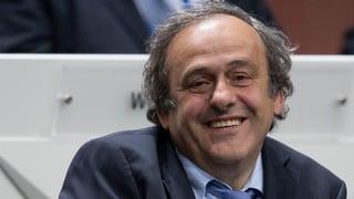 Uefa: Volle Rückendeckung für Platini