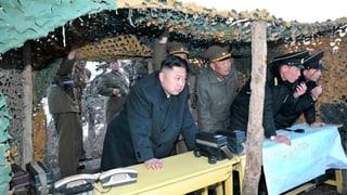 Nordkorea kappt Militär-Hotline zum Süden
