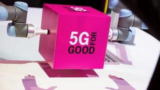 Salt, Sunrise und Swisscom ersteigern 5G-Mobilfrequenzen
