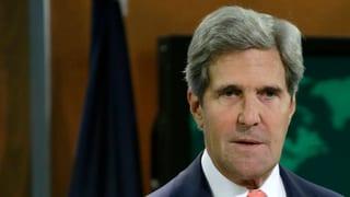 USA sind überzeugt: Assad-Regime setzte Giftgas ein