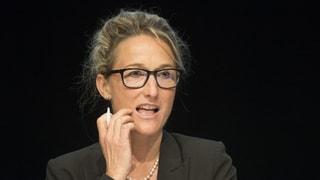 Susanne Hochuli neu Stiftungsratspräsidentin bei Greenpeace