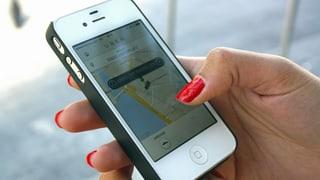 Limousinen-Service macht Zürcher Taxis Kunden streitig