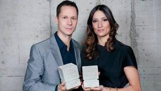 Swiss Music Awards: Ein Stein für die beste Live-Band