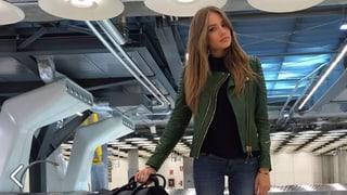 Xenia Tchoumitcheva hat einen Neuen
