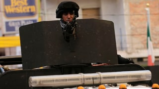 Mexiko lässt in Iguala die Armee aufmarschieren