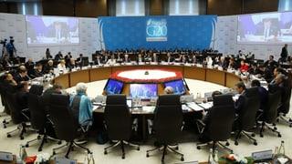 G20 wollen dem Terror den Geldhahn zudrehen