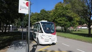 Freiburg setzt erstmals automatische Busse ein
